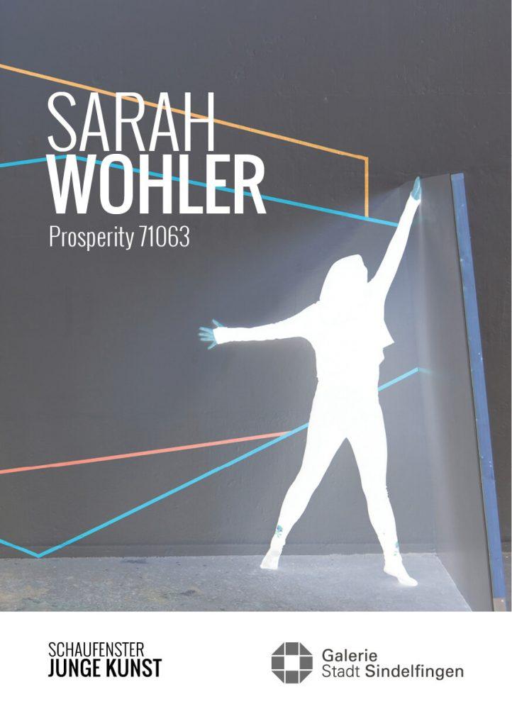 Publikation Sarah Wohler, Prosperity 71063, Titelbild