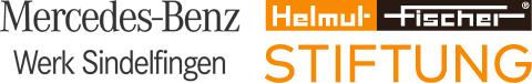 Logos Mercedes-Benz Sindelfingen und Helmut-Fischer-Stiftung