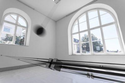 Ausstellungsansicht Marie Lienhard: Crossing Limbo (2019); Foto: Benjamin Knoblauch
