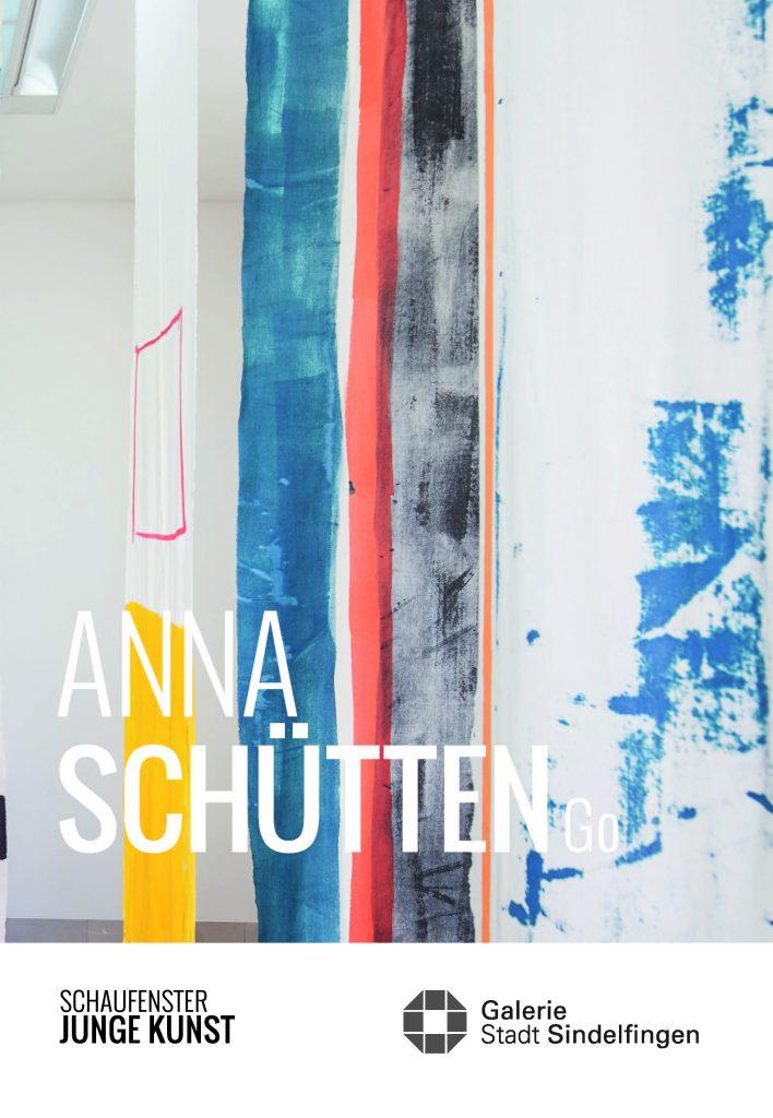 Leporello Anna Schütten: Go (2019); Foto: Benjamin Knoblauch