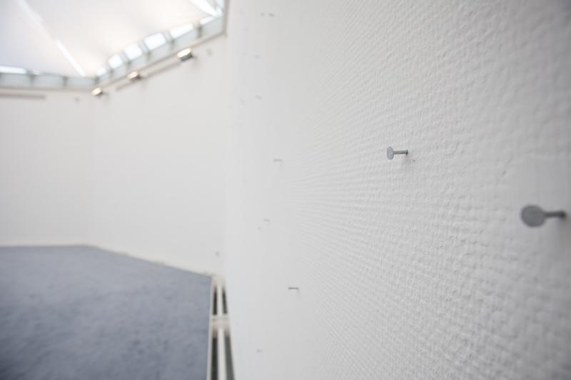 Ausstellungsansicht_On the Quiet, Schirin Kretschmann, Inside Out (2019), © VG Bild-Kunst, Bonn 2019, Foto: Benjamin Knoblauch