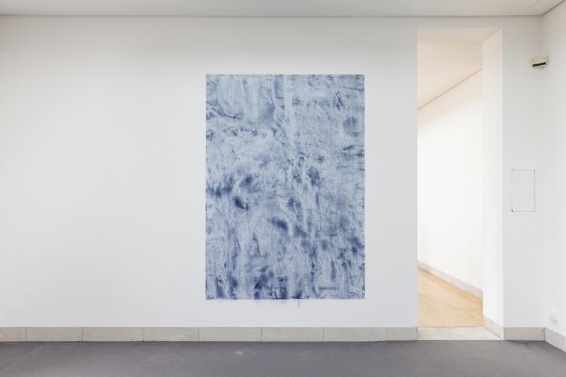 Ausstellungsansicht_On the Quiet, Schirin Kretschmann, Let's slip into her shoes (2019), © VG Bild-Kunst, Bonn 2019, Foto: Benjamin Knoblauch